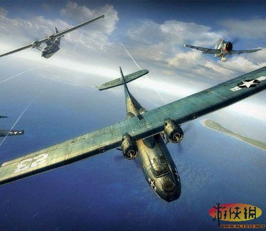 二战空战游戏《空中缠斗1942》游侠专题站上线