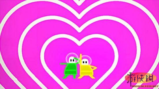 爱心背景素材png对话框