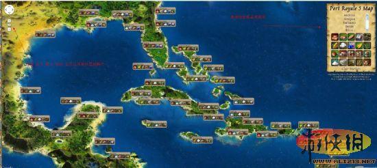 09.12][海商王3高清地图 显示港口商品信息][port