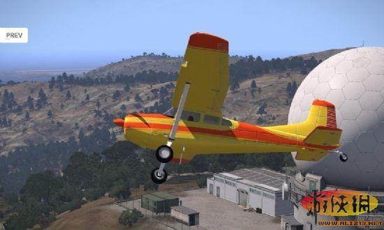 武装突袭3 涡轮螺旋桨飞机mod