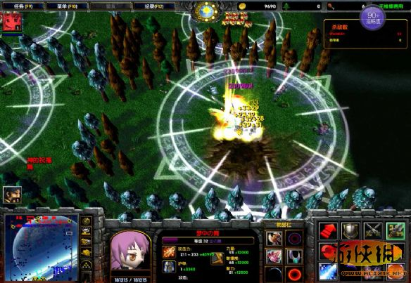 Trucos warcraft 3 pc