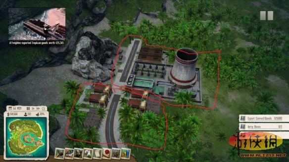 《海岛大亨5》发电厂小心得分享_图文攻略_全通关攻略
