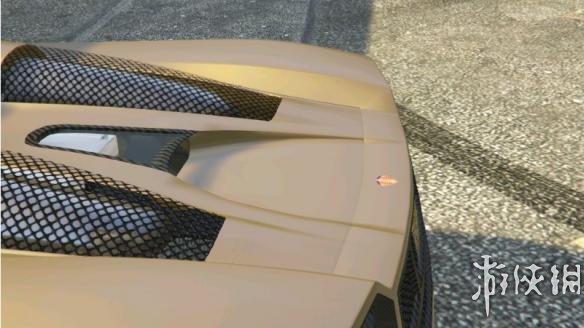 俠盜獵車手5(Grand Theft Auto 5)柯尼塞格原真車標MOD