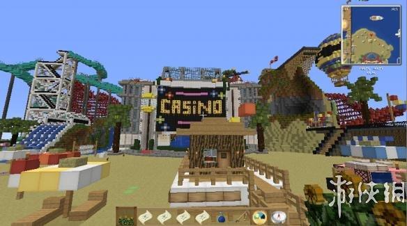 Minecraft房子设计展示第2页设计图分享