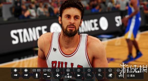 NBA 2K16(NBA 2K16)ReShade+SweetFX畫質補丁
