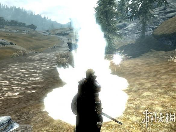 上古卷軸5(The Elder Scrolls V: Skyrim)TK戰鬥動作加強版MOD