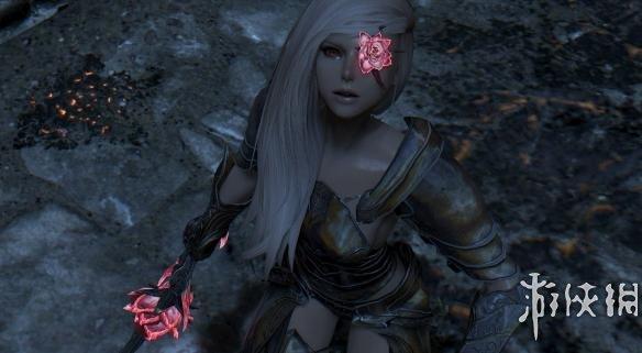 上古卷軸5(The Elder Scrolls V: Skyrim)阿麗瑪獨立隨從MOD