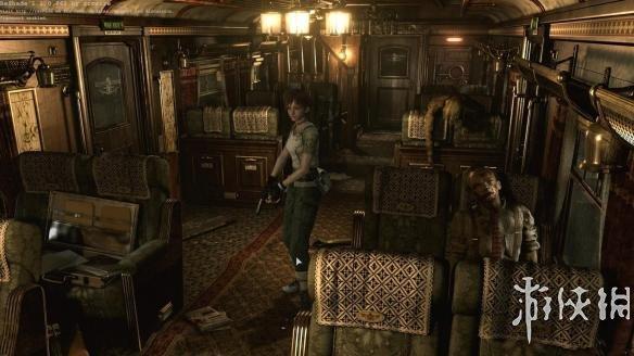 惡靈古堡0高清版(Biohazard 0 HD Remaster)清晰色彩畫質補丁
