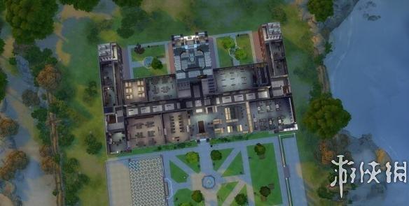 911ss主站新网址_模拟人生4 阿卡长迪海湾学校v5.0MOD_模拟人生4游戏MOD_游侠网