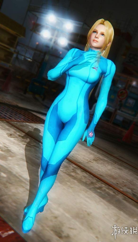 生死格鬥5:最後一戰(Dead Or Alive 5:Last Round)銀河戰士薩姆絲MOD[DLC版]