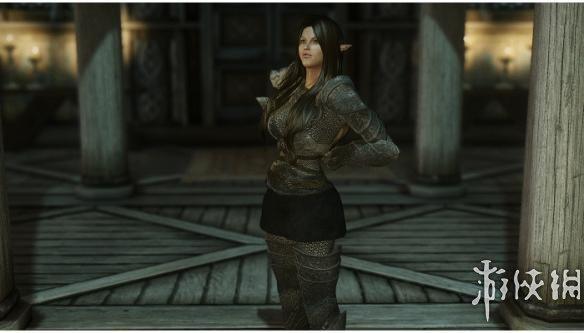 上古卷軸5:天際重制版(The Elder Scrolls V: Skyrim Special Edition)精靈鎧甲衣服MOD