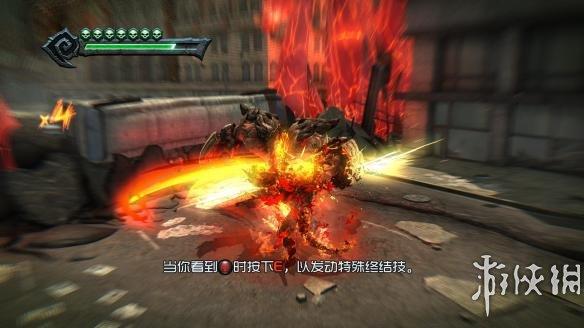 末世騎士:戰神版(Darksiders Warmastered Edition)LMAO漢化組漢化補丁V2.0