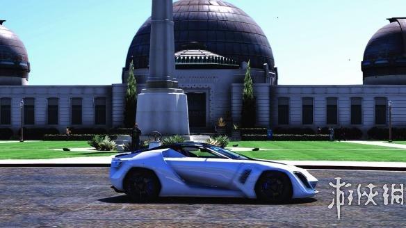 俠盜獵車手5(Grand Theft Auto 5)2010款義大利博通Mantide MOD