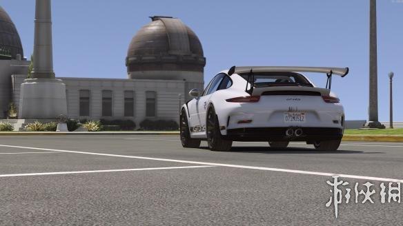 俠盜獵車手5(Grand Theft Auto 5)2015款保時捷911 GT3 RS MOD