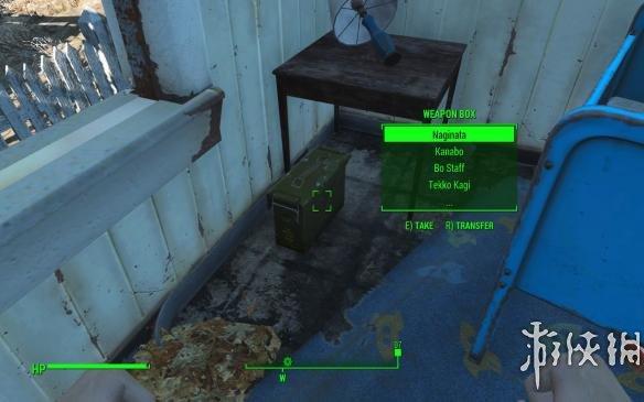 異塵餘生4(Fallout 4)亞洲武器MOD