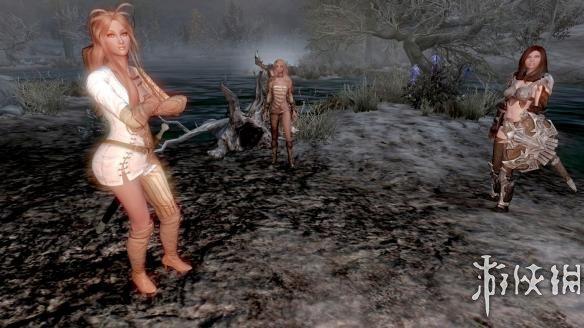 上古卷軸5(The Elder Scrolls V: Skyrim)卡利亞諾德獨立隨從MOD