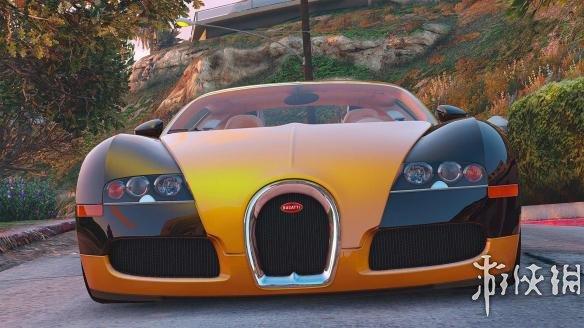 俠盜獵車手5(Grand Theft Auto 5)2009款布加迪威龍MOD