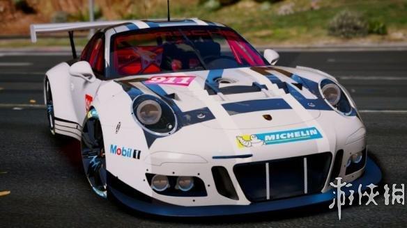 俠盜獵車手5(Grand Theft Auto 5)保時捷911 GT3 R MOD