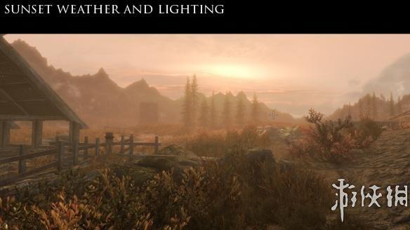 上古卷軸5:天際重制版(The Elder Scrolls V: Skyrim Special Edition)泰姆瑞爾天氣MOD V5.4