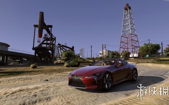 俠盜獵車手5(Grand Theft Auto 5)2018款雷克薩斯LC 500 MOD