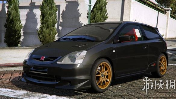 俠盜獵車手5(Grand Theft Auto 5)2004款本田思域Type-R MOD