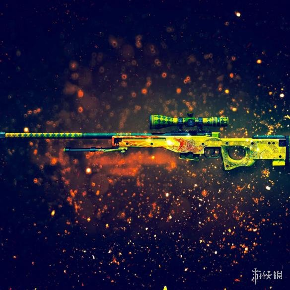 Wallpaper Engine(Wallpaper Engine)CSGOAWP龍狙動態桌布