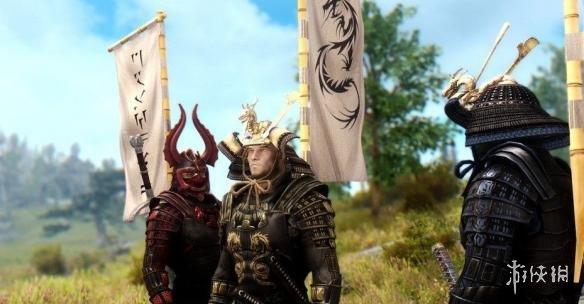 上古卷軸5:天際重制版(The Elder Scrolls V: Skyrim Special Edition)龍裔武士盔甲MOD