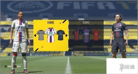 FIFA 17(FIFA 17)v20170609版ModdingWaySquad v2.0女足和傳奇MOD