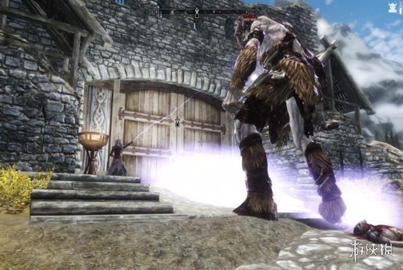 上古卷軸5:天際(The Elder Scrolls V: Skyrim)梭默女法師Boss召喚法術MOD