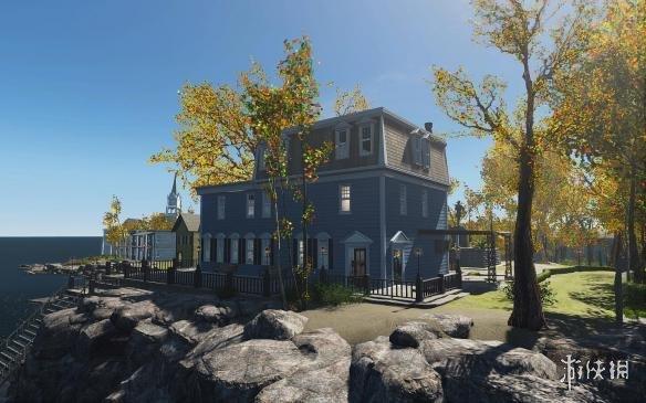 異塵餘生4(Fallout 4)克洛普莊園安置加強和修复MOD