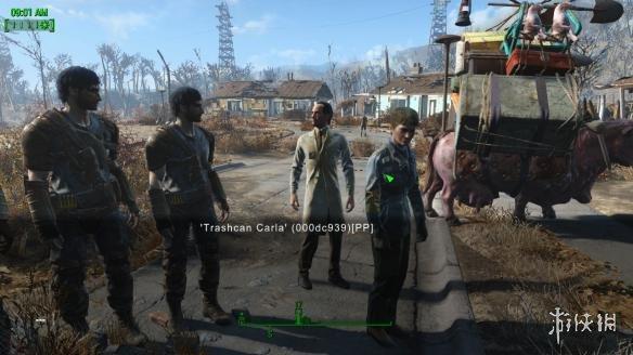 異塵餘生4(Fallout 4)v1.0控制臺名稱顯示修复MOD
