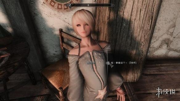 上古卷軸5:天際(The Elder Scrolls V: Skyrim)孤兒美化蘿莉女兒MOD