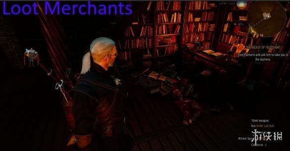 巫師3:狂獵(The Witcher 3: Wild Hunt)v1.31能PK所有NPC MOD