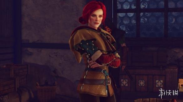 巫師3:狂獵(The Witcher 3: Wild Hunt)v1.31紅發女巫特莉絲外表MOD