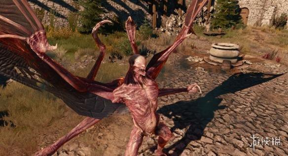 巫師3:狂獵(The Witcher 3: Wild Hunt)v1.31另類蝙蝠人MOD