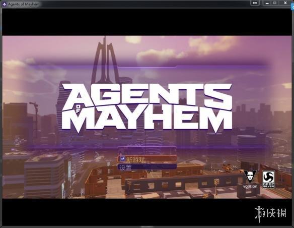 混亂特工(Agents of Mayhem)LMAO漢化組漢化補丁v1.2