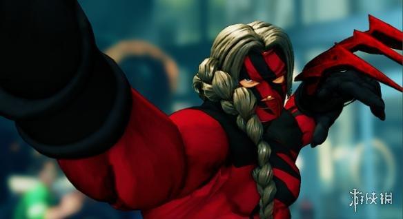 街头霸王5 WWE凯恩红面罩MOD