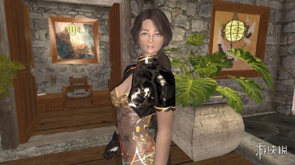 上古卷軸5(The Elder Scrolls V: Skyrim)盜賊妹子莉莉Lilly獨立隨從MOD
