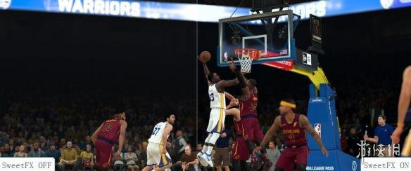 NBA 2K18(NBA 2K18)ReShade畫質色彩補丁