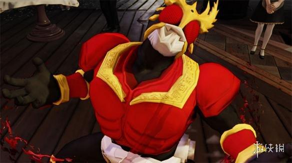 快打旋風5(Street Fighter V)Necalli假面騎士Kuuga古迦MOD