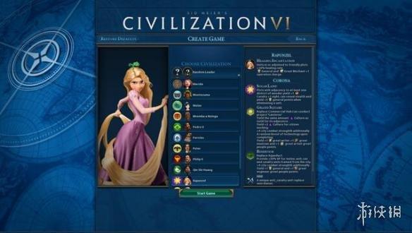 文明帝國6(Sid Meier's Civilization VI)v1.0.0.167樂佩的科洛那王國MOD