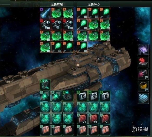 群星(Stellaris)v1.61超變態自動無畏艦MOD