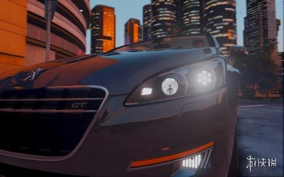 俠盜獵車手5(Grand Theft Auto 5)標致508MOD(感謝會員~夏娜~提供分享)