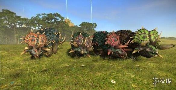全軍破敵:戰錘2(Total War: WARHAMMER 2)恐龍獲得更多皮膚MOD