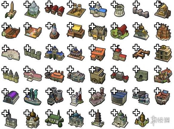 文明帝國6(Sid Meier's Civilization VI)v1.0.0.167真正的建築升級v1.3.1MOD