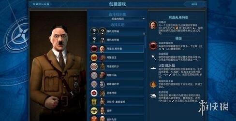 文明帝國6(Sid Meier's Civilization VI)v1.0.0.194二戰風雲領袖MOD