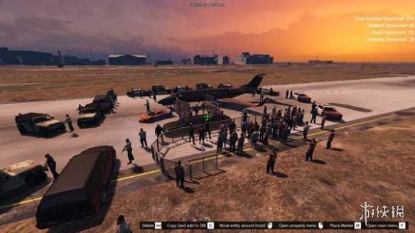 俠盜獵車手5(Grand Theft Auto 5)機場刺殺馬丁任務MOD(感謝會員reminiscence提供分享)