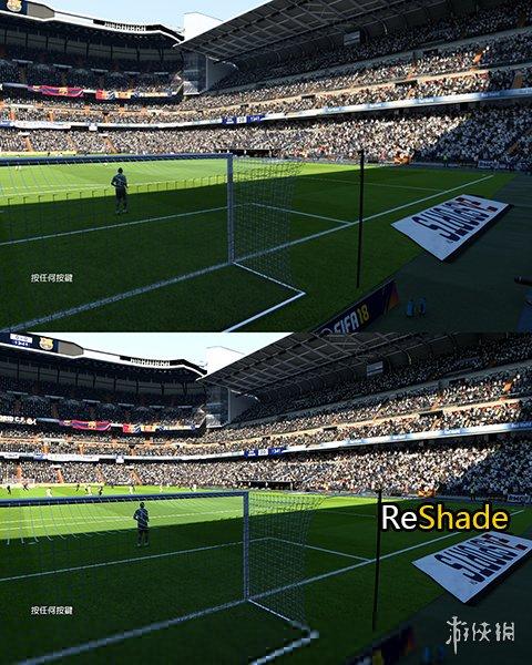 FIFA 18(FIFA 18)ReShade畫質色彩補丁