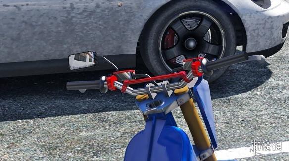 俠盜獵車手5(Grand Theft Auto 5)標致103機車MOD(感謝會員~夏娜~提供分享)