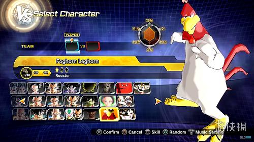 龍珠:超宇宙2(Dragon Ball Xenoverse 2) v1.07兔八哥卡通人物整合包MOD V2